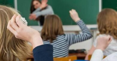 оскорбление учителя