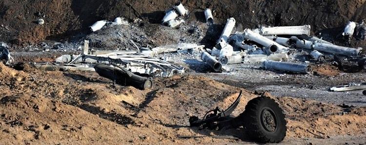 Во взрывах на арсенале в Балаклее подозревают ексмайора ВСУ