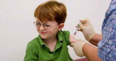 Отстранение невакцинированных детей от занятий
