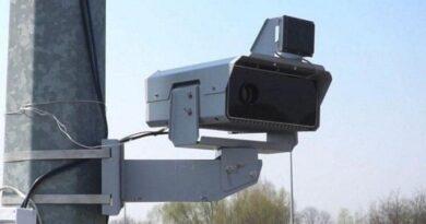 камери вимірювання швидкості руху транспорту
