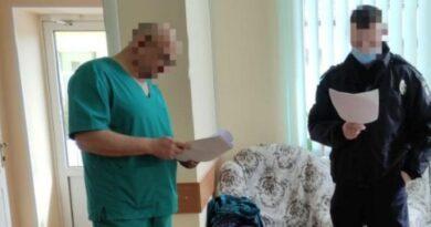 обвиняют в смерте новорожденного