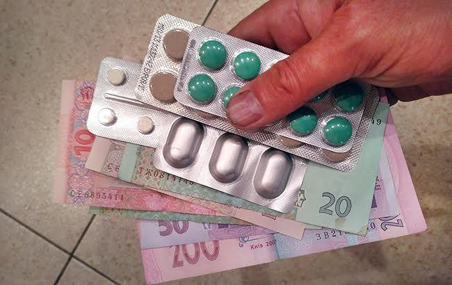 забезпечення населення лікарськими засобами