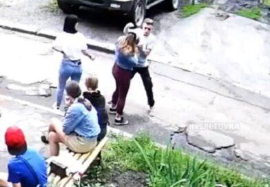 У Харкові підліток жорстоко побив дівчину на очах у друзів