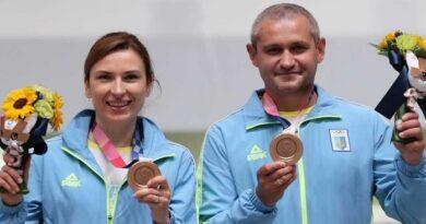 Украина завоевала третью медаль на Олимпиаде