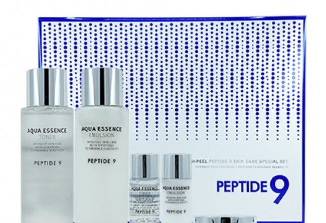 Увлажняющий набор с пептидами для эластичности кожи Medi-Peel Peptide 9 Skin Care Special Set ⋆ BoViLeVa