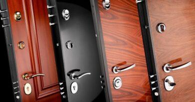 Металлические двери в Одессе