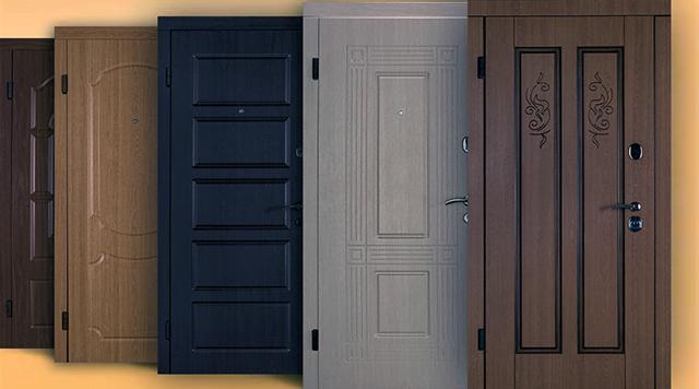 Коммерческие двери
