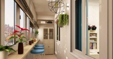 Балконы - самые оригинальные идеи