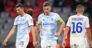 «Баварія» розгромила київське «Динамо», забивши п'ять м'ячів