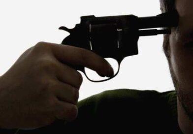 У Харкові чоловік вистрелив собі в скроню, граючи в російську рулетку