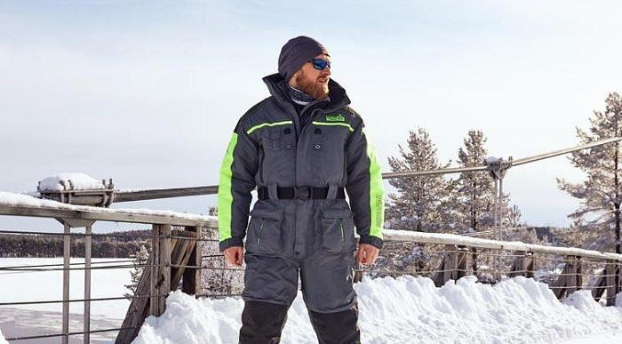 Зимние костюмы Norfin