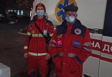 У Харківській області напали на бригаду швидкої допомоги