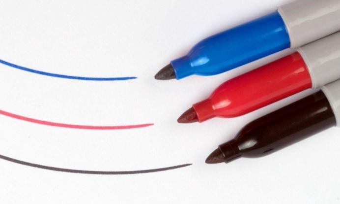 Применение и преимущества перманентных маркеров